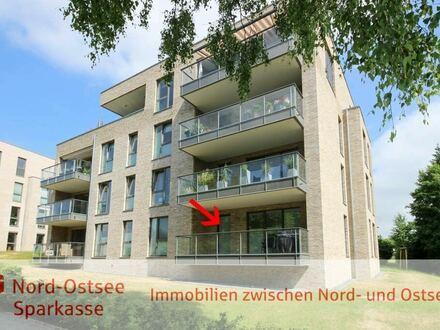 Stadtnah, modern und trotzdem im Grünen!