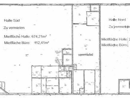 26_VH3624 Zwei multifunktionale Hallen mit Büroflächen / Neutraubling