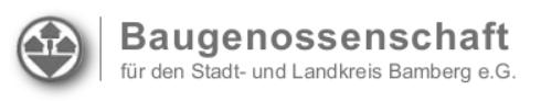 Baugenossenschaft für den Stadt- und Landkreis Bamberg e. G.