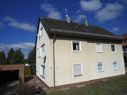 Wohnung in Sulzbach-Rosenberg - modern und freundlich - sofort frei