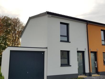 Besichtigung am 23. Oktober - Alternative zur Eigentumswohnung mit Weserblick LETZTES 81m² Haus mit Garage + Stellplatz