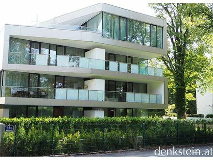 Exklusive, großzügige 2 Zimmer Terrassenwohnung an der Salzach in Aigen, Salzburg Stadt