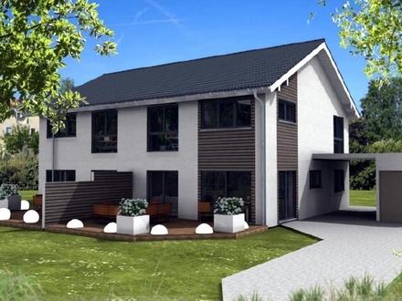 Hochwertig ausgestattete Doppelhaushälfte in Süd-West Ausrichtung
