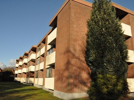 3 Zimmerwohnung mit großem Balkon in ruhiger Lage von Bloherfelde