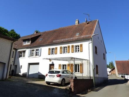 Haus von 1792 sucht Handwerker mit Herz