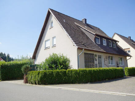 Ein-/ Zweifamilienhaus mit Platz für die ganze Familie in Halver-Ehringhausen