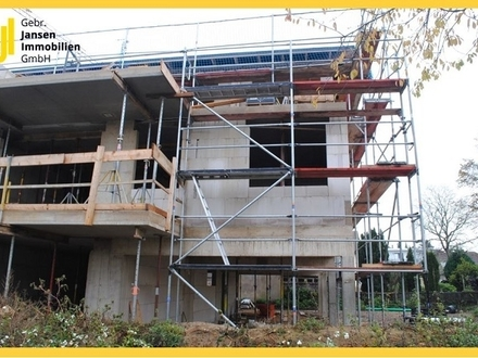 Hochwertige Eigentumswohnung in zentraler Lage von Wunstorf! (Obergeschoss)