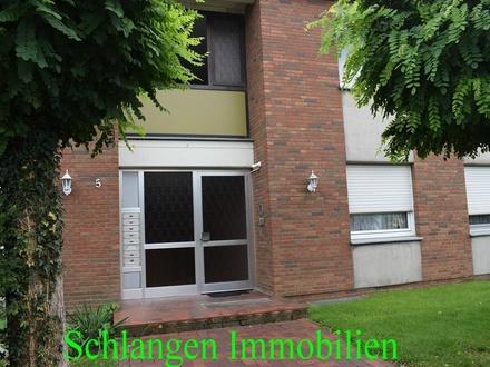 Objekt Nr.: 00/636 Oberwohnung mit Balkon in der Hansestadt Friesoythe