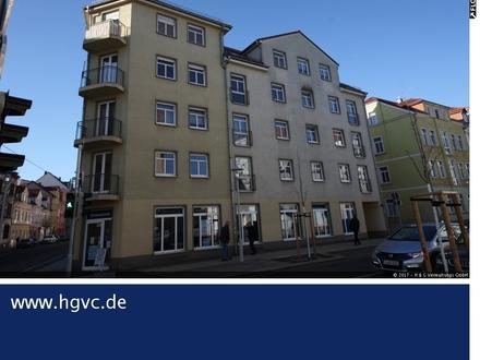Gewerbe-Laden-Eckgeschäft - Zwickau - Innenstadt