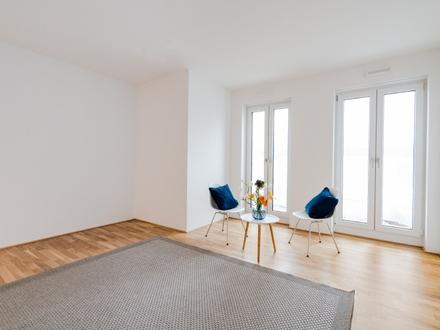 Leben in Frankfurt - zu Hause in Kalbach! Ihre moderne 2-Zimmer-Wohnung
