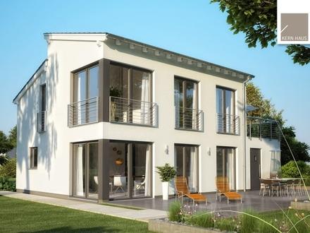Top modernes Architektenhaus mit gemütlicher Freiluft-Oase!