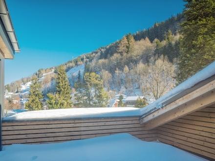 SCHLADMING-ERSTBEZUG: 4-Zimmer-Maisonette-Wohnung in Skiliftnähe!