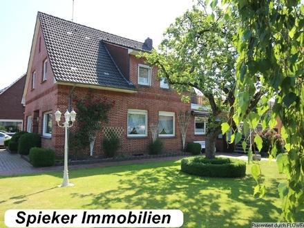 Wohnhaus mit Einliegerwohnung im Zentrum von Remels