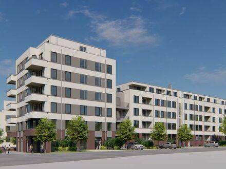 MIO Haus B:Lichtdurchflutete 3 Zimmer Wohnung mit sonnigem Balkon