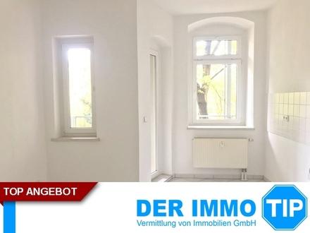 3 Zimmerwohnung mit Balkon und gemeinschaftlichen Garten ++ Kaßberg