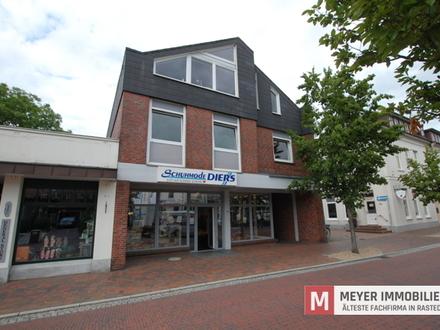 Zentral gelegene 5 ZKB Wohnung im Ortskern von Rastede zu vermieten (Objekt-Nr. 5911)