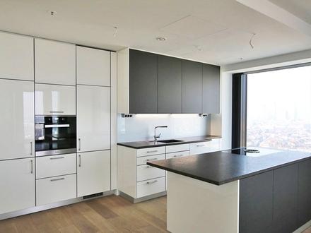 Repräsentative Premiumwohnung mit Skylineblick