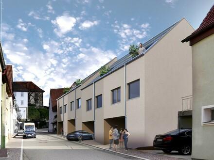 Neubau: 4 Reihenhäuser in attraktiver Lage