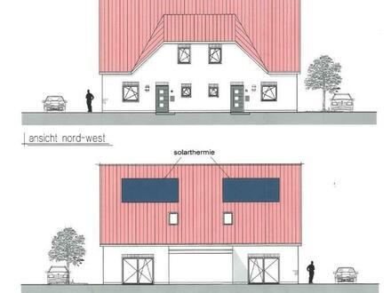 Hier stimmt das Preis-Leistungsverhältnis! Große und komfortable Neubau-Doppelhaushälfte in zentraler Lage von Aurich-Walle