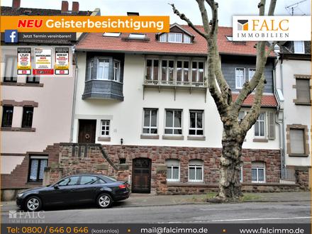 Wunderschöne Denkmal-Immobilie! Zentrumsnah mit Balkon!