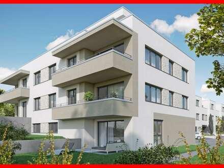 Große und moderne Penthouse ETW mit viel Weitblick