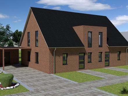 5548 - Hier entsteht etwas Großes! Neubau von 10 Doppelhaushälften und 4 Eigentumswohnungen!