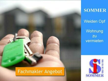 Weiden Opf - 4 Zimmer Etagenwohnung mieten by SOMMER
