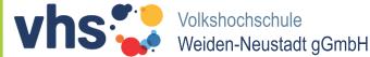 Volkshochschule Weiden-Neustadt gGmbH