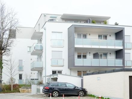 Herrliche 2-Zimmer-City-Wohnung mit 2 Balkonen!
