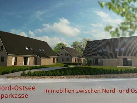 """Westerwall """" Mitten in Breklum"""": 8 exklusive Doppelhaushälften"""