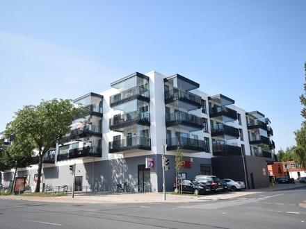 Oberste Etage !! Helle Neubau-Wohnung mit Wintergarten/Balkon im Findorffer Tor