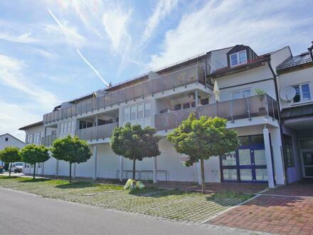 Maisonette-Wohnung mit großer Terrasse