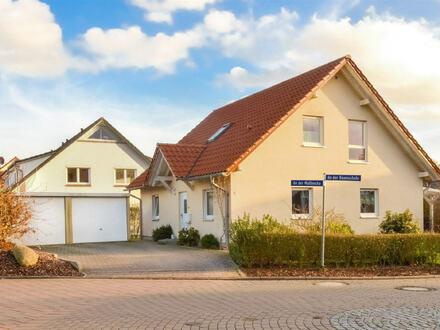 Traumhaftes KFW 60 Einfamilienhaus in beliebter Wohnlage von Ritterhude-Ihlpohl