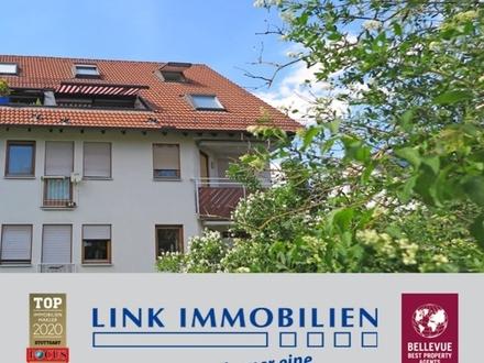 S-Sillenbuch: Helle 4,5-Zi.-Maisonette-Wohnung
