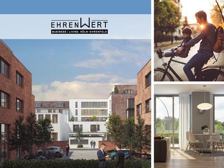 EhrenWert ist sehenswert. Neue 2 Zimmer Eigentumswohnung in Ehrenfeld.