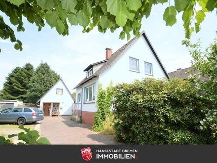 Beckedorf / Zweifamilienhaus mit separatem Gästehaus