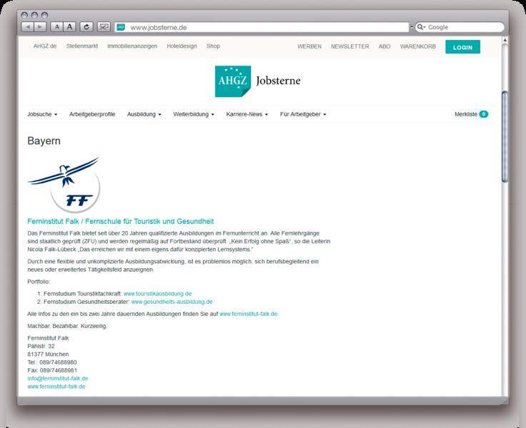 Jobsterne_Browser_Weiterbildungsdatenbank.png