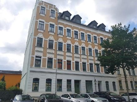 4,5 Zimmer Maisonettewohnung mit Balkon und gemeinschaftlichen Garten ++ Schloßchemnitz