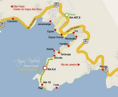 4-Sterne-Hotel-Ressort auf einer Halbinsel am Atlantik mit großem Grundstück für Expansion