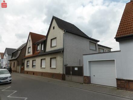 Dopppelhaushälfte in Lampertheim Hofheim