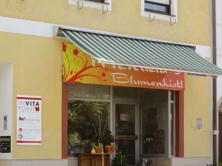 Geschäftslokal in Aschach an der Donau zu vermieten