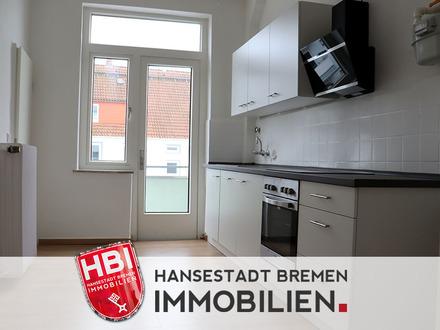 Bremerhaven-Mitte / Sanierte 3-Zimmer Wohnung in begehrter Lage