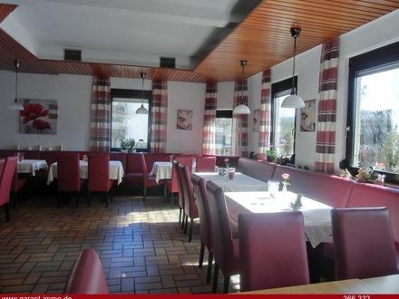 Gut laufende Gaststätte in Dettenhausen mit Pension