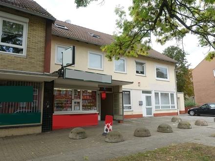 Gepflegte Gewerbeeinheit mit Kiosk in zentraler Lage von Lebenstedt!