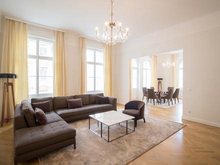 Traumhafte Stilaltbauwohnung in einer der schönsten Gegenden des 1. Wiener Bezirks