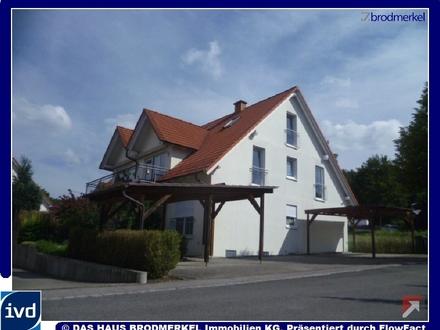 Gelegenheit! Haus im Haus! Tolle Maisonettewohnung mit Garten in Strullendorf