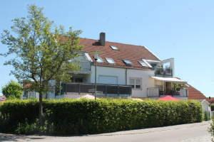 Gut vermietete 3 ZKB Wohnung in moderner Wohnanlage in Graben