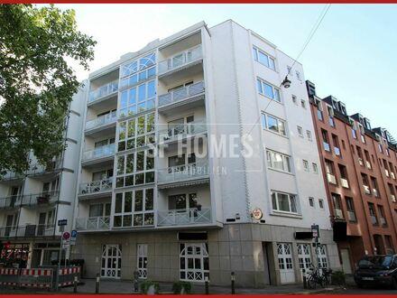 1-Zimmer-Apartment mit seitl. Weserblick