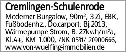 Cremlingen-Schulenrode