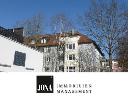 Zentral gelegene 4-Zimmer-Wohnung in Bayreuth – für Kapitalanleger oder Selbstnutzer